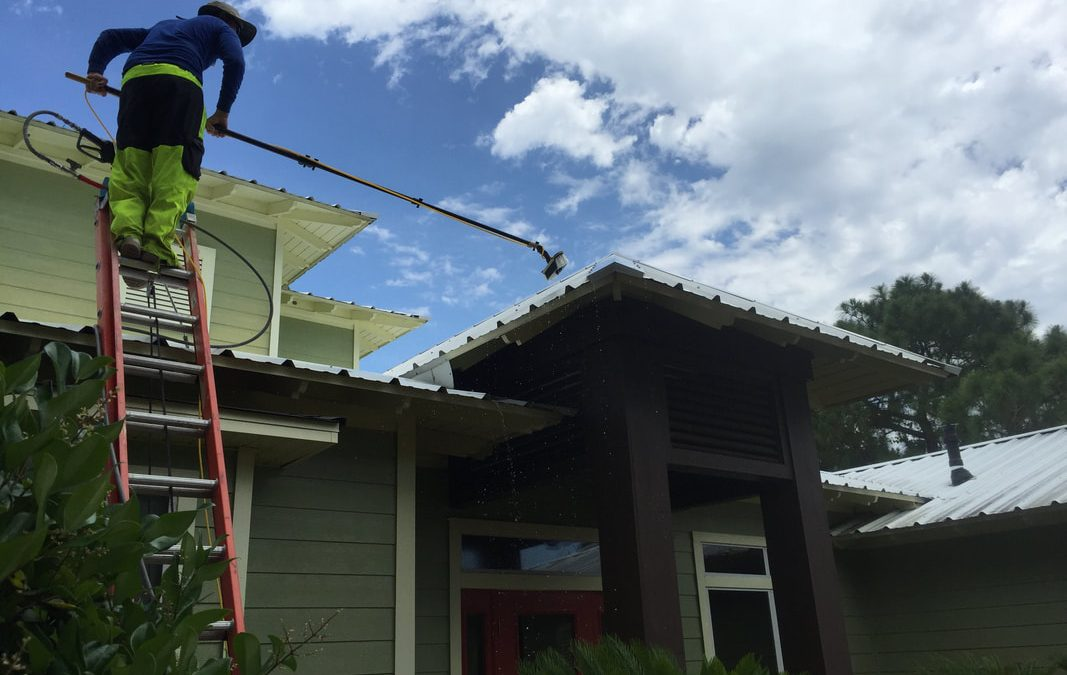 Top Rated Roof Cleaning Orange Beach